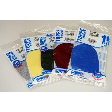 Łatki termo jersey małe kolor szary - GRIGIO MEL.SC.