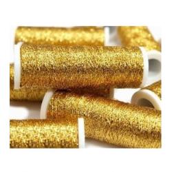 Nici METALUX złote ciemne (10szt) HURT