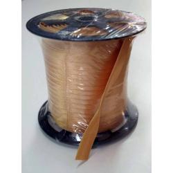 Lamówka zaprasowana atłasowa 25mm