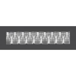 Taśma firanowa SMOK 50mm 1:2 50m (LZ3/Z/50-200)_M
