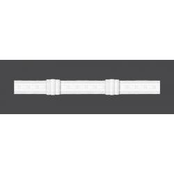 Taśma firanowa 3 fałdy 25mm 1:2 50m (F3-200)_M