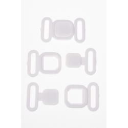 Zapięcie S16622 001 białe 10mm