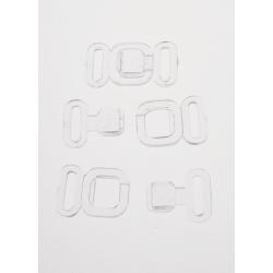 Zapięcie S16622 100 transparetna 10mm