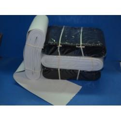Guma tkana 150mm (10m) (F0.P7001) CZARNA Hurt
