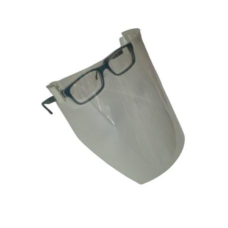 Przyłbica na okulary