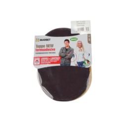 Łatki skórzane art 25 Camoscio kolor WOOD kolor łatek skórzanych: drewno - WOOD