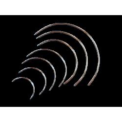 Igły półokrągłe tapicerskie (1) 50mm